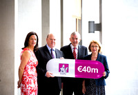 SSPC €40 Million Launch UL