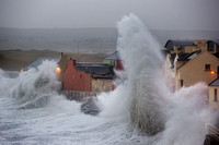Lahinch Clare storm 009
