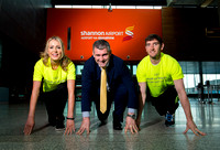 Shannon Runway Run Launch